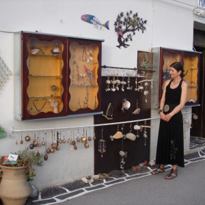 Carol's Workshop, Mirthios, Crete