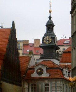 Prague now, Cold War, history, love, adventure